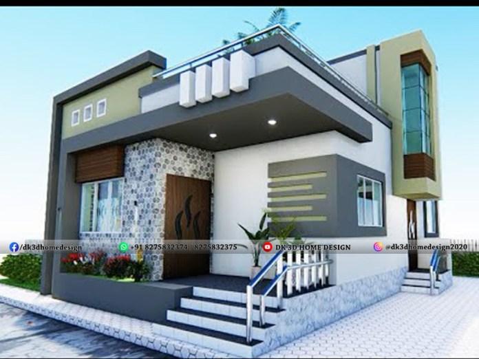 small house exterior design