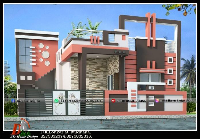 simple beautiful house