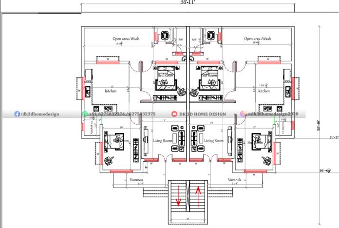 3000 sq ft house plan