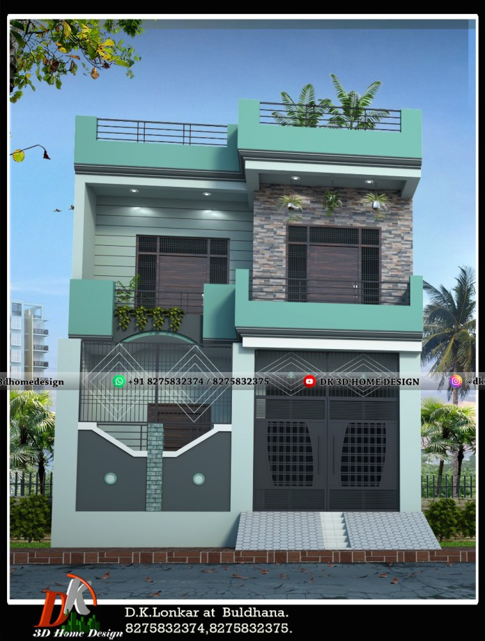 combination of color for house painting