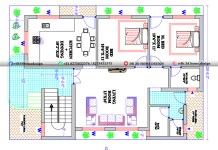 house construction plans for 30x40 site