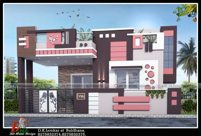 1650 square feet house design