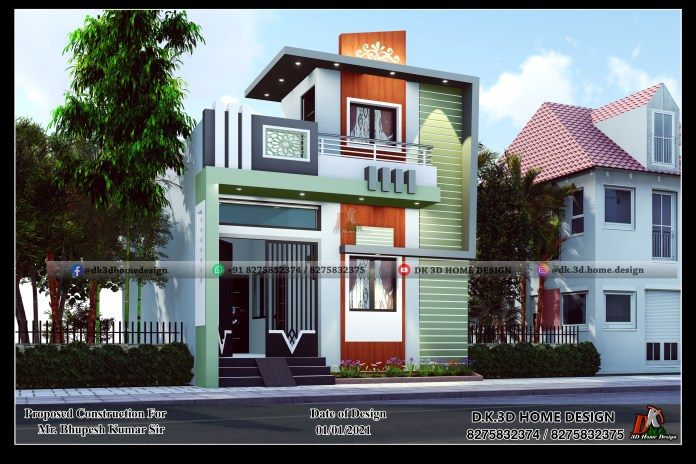800 sq ft house design