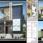 1700 sq ft house plan indian style with 3d front elevation