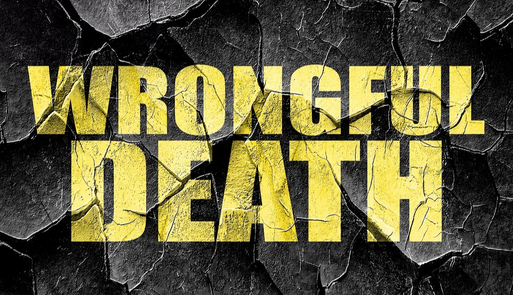 wrongful death suit new jersey