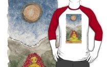 2014 6 9 She Sang to the Full Moon fig,white_red,raglan,ffffff.u4