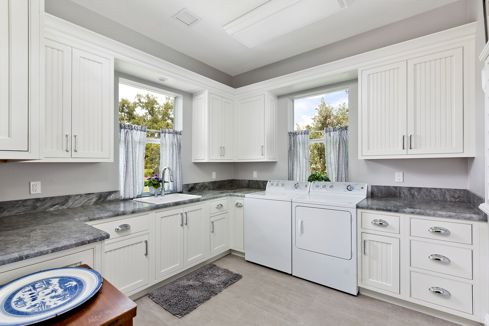 ideas for the space above your kitchen sink
