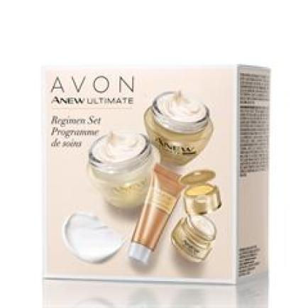 Anew skin care Regimen set