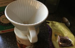 coffee cone pour over filter