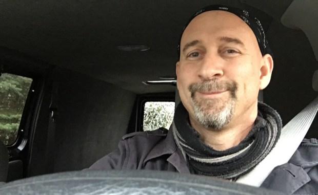 DK Brainard driving