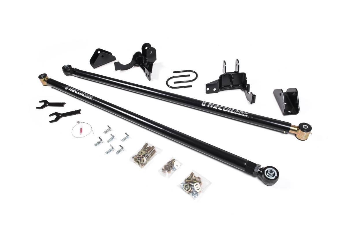 Bds Suspension Recoil Traction Bar System Chevy