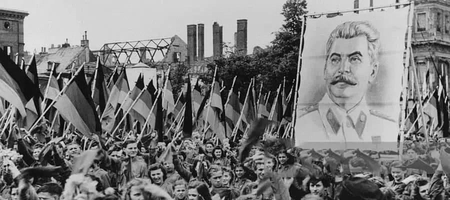 ستالين في المانيا