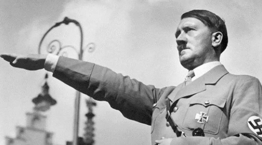 تحية هتلز النازية
