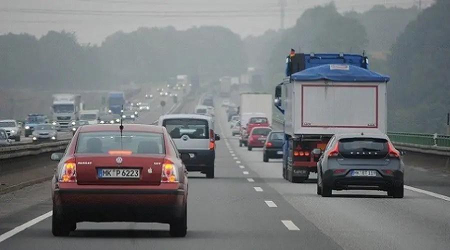 طريق سيار في المانيا