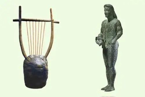 تمثال أبولو والقيثارة المستعادة