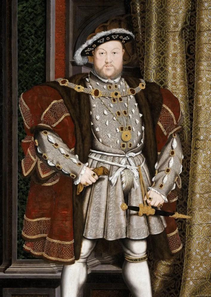 كان لدى الملك (هينري الثامن) خمسة حملة مراحيض قام بترقيتهم جميعهم إلى فرسان في وقت لاحق