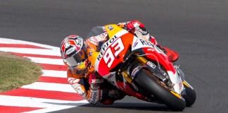 Marquez Dengan Hondanya menangi MotoGP Italia