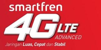 Paket Internet 4G Dengan Smartfren