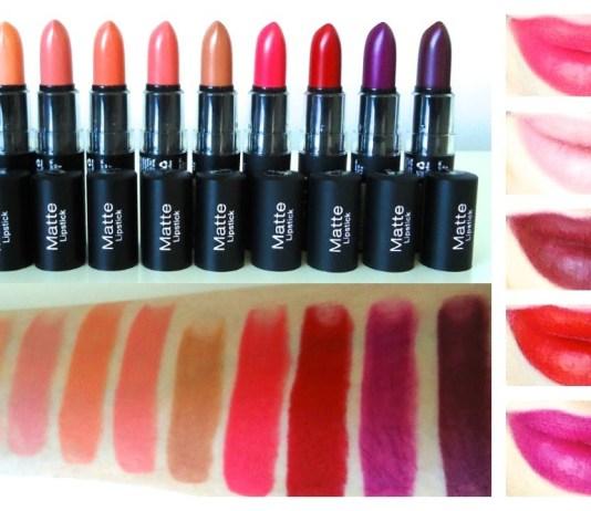 lipstik matte review
