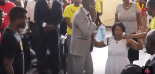 Zimbabwean Pastor