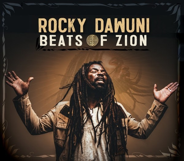 "Rocky Dawuni's Album ""Beats Of Zion"" goes global this Friday"