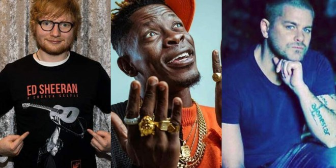 """Shatta Wale To Feature Ed Sheeran And Alonestar In """"Dream"""" Remix"""