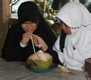 26 Ira dan Ilham satu kepala eh satu kelapa