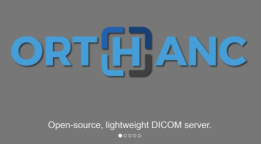 Οrthanc Dicom Server