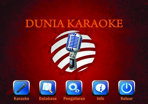 Software Karaoke Admin Management Tool