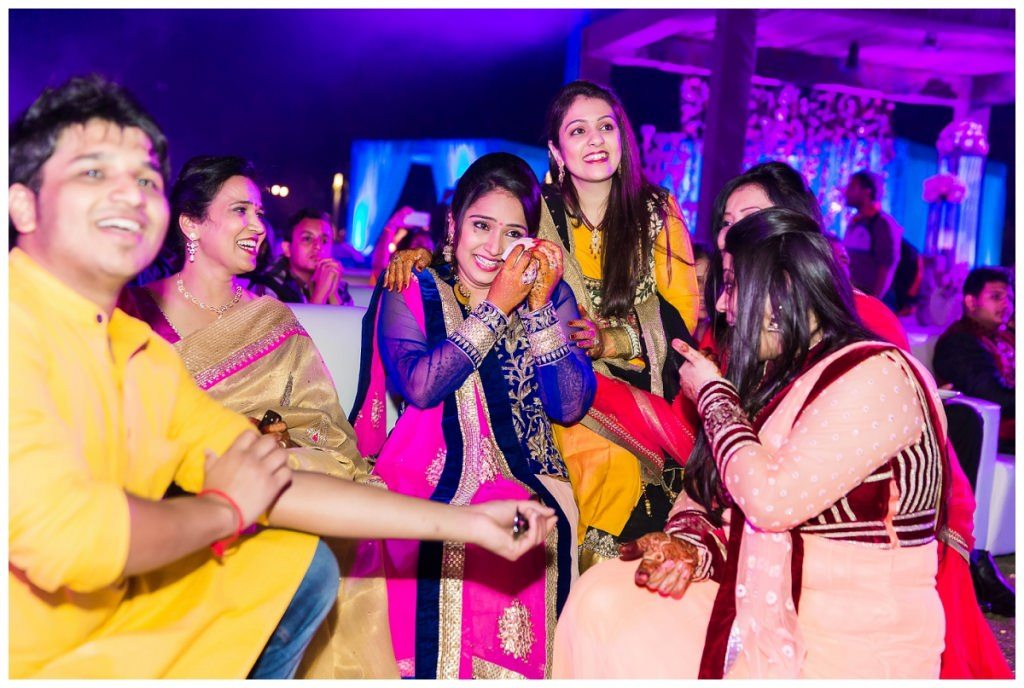 Ahmedabad Top Candid Wedding Photo