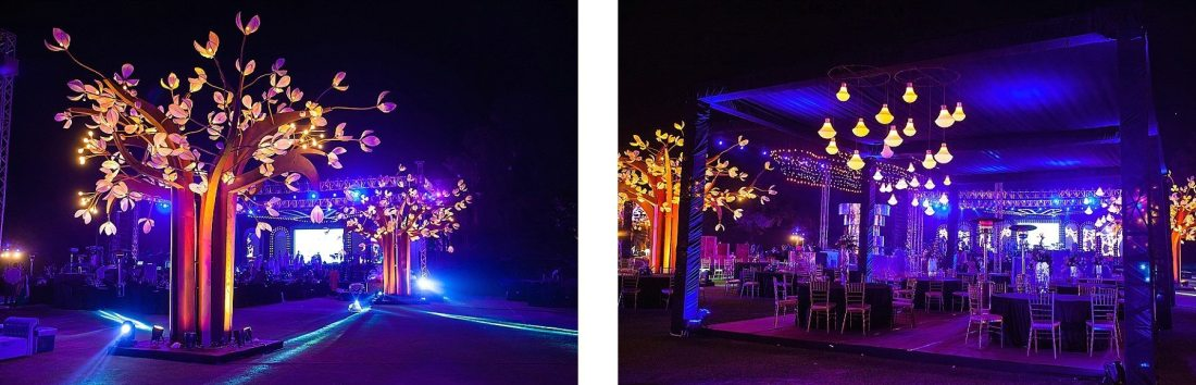 Sangeet decor ideas
