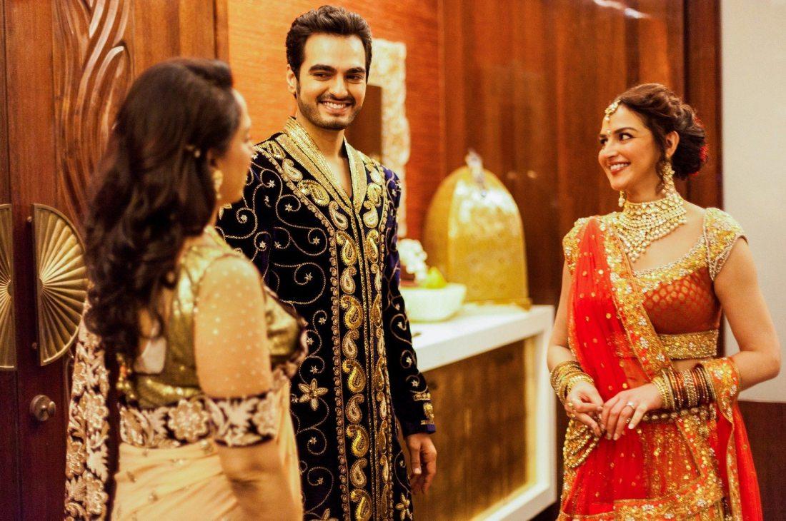 Esha Deols Bollywood Sangeet