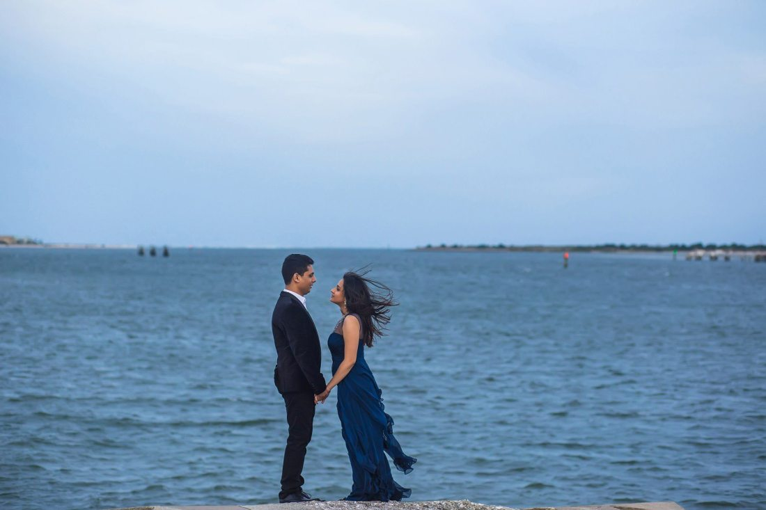 Fort Clinch State Park Engagement Photography