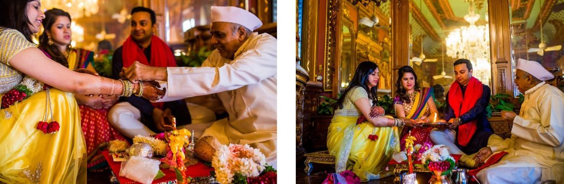 Gujarati Wedding Taj Falaknuma Palace Photography