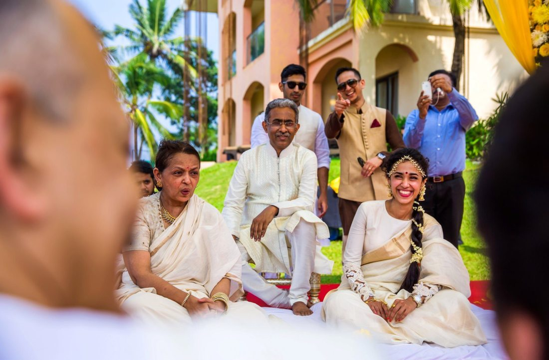 Zuri Goa Wedding Photographers