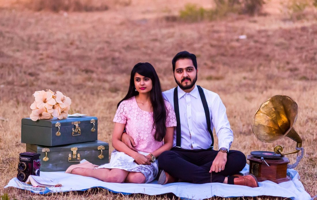 Jaipur Pre Wedding Photographer