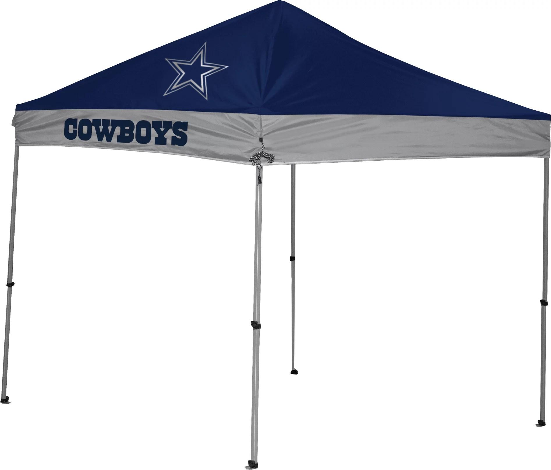 rawlings dallas cowboys 9 x9 canopy tent