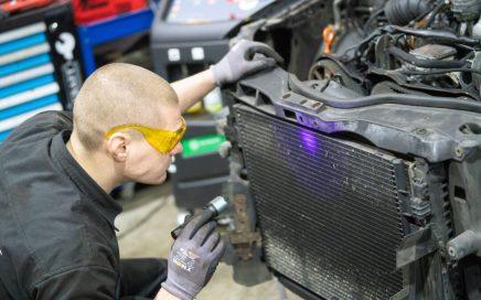 Dk's Autoservice - A/C og klimaanlæg