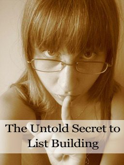 List Building Secret