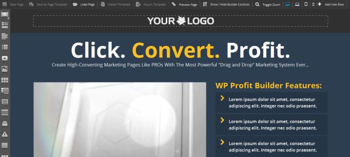 optimizepress 2.0 vs wp profit builder