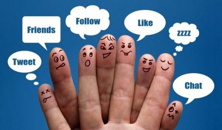 social and social media