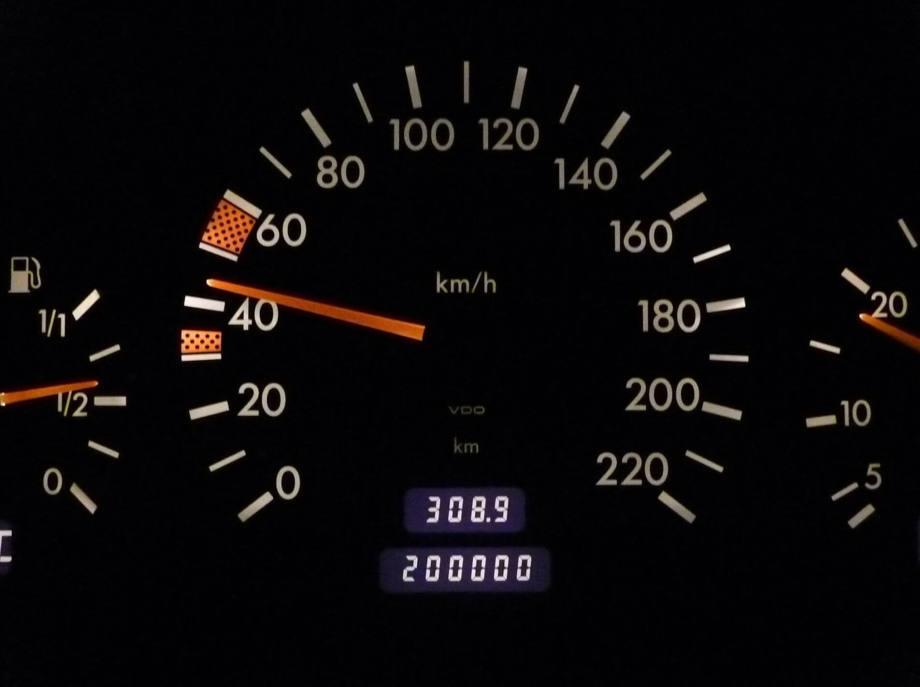 スピード表示