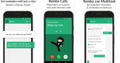 Download Rembo – Reminder, Alarm and To-Do Chatbot
