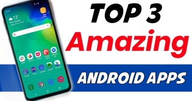 Top 3 Best Apps for Android - best Free android apps 2020