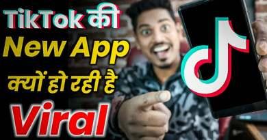 DK Tech Hindi,dk tech,TikTok की New App क्यों हो रही है Play Store में Viral जानिए??,TikTok New App,TikTok App Viral,tik tok,tiktok