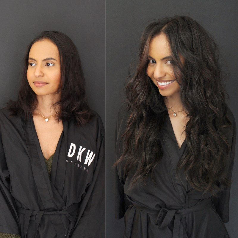 NBR Hair Extensions by DKW Styling