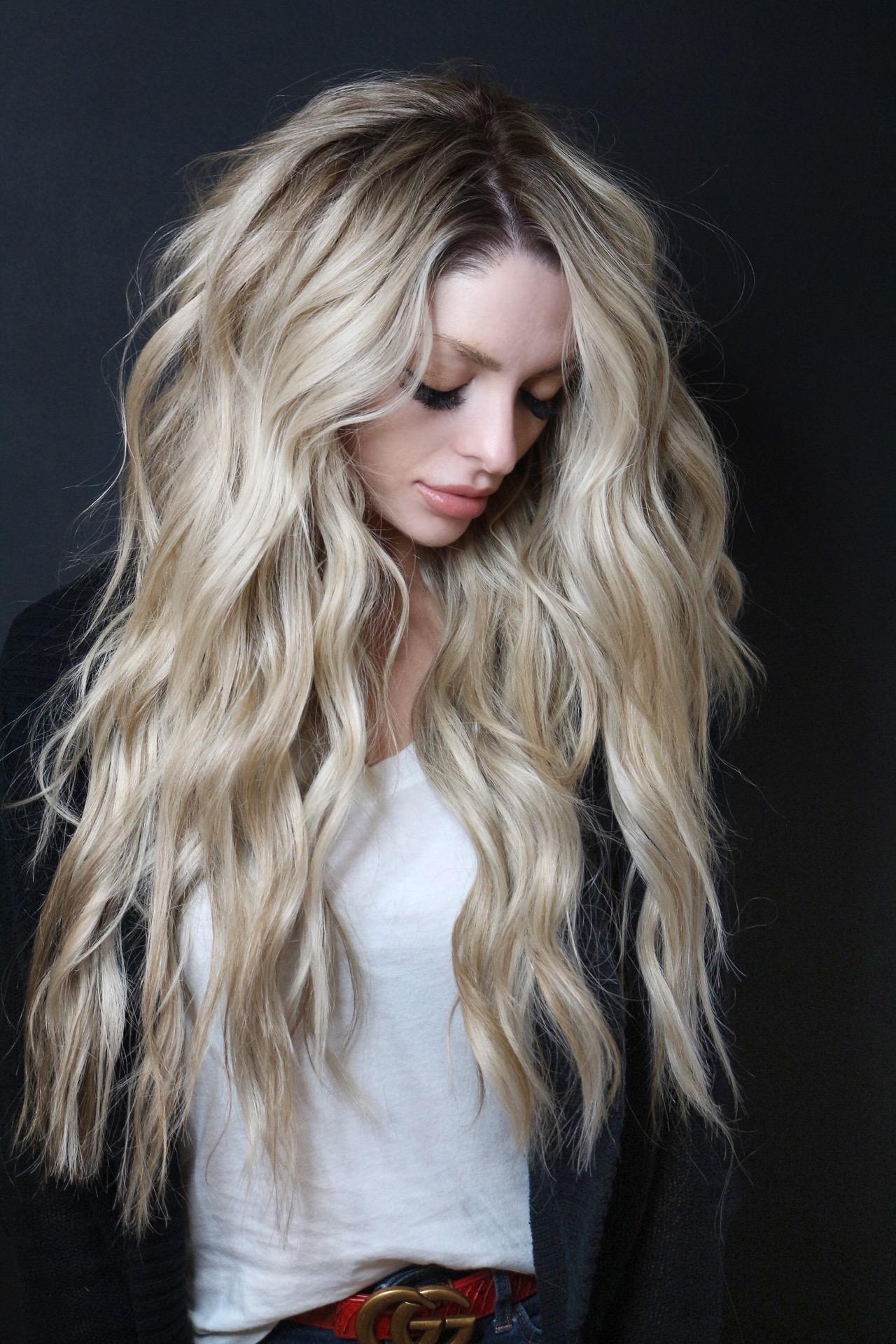 NBR with Blonde Color Formulas