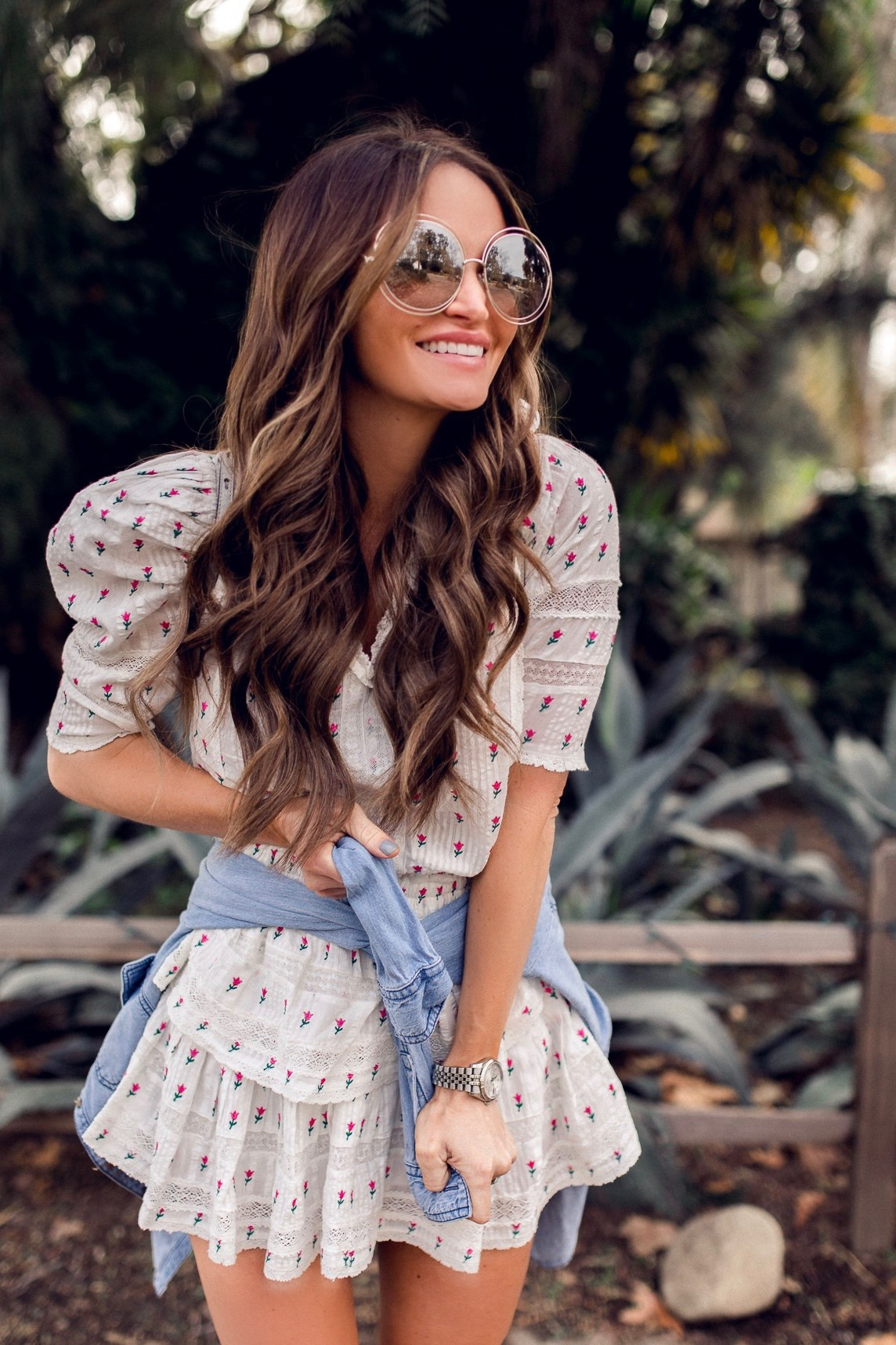 #DKW-Fashion - Spring Is In the Hair