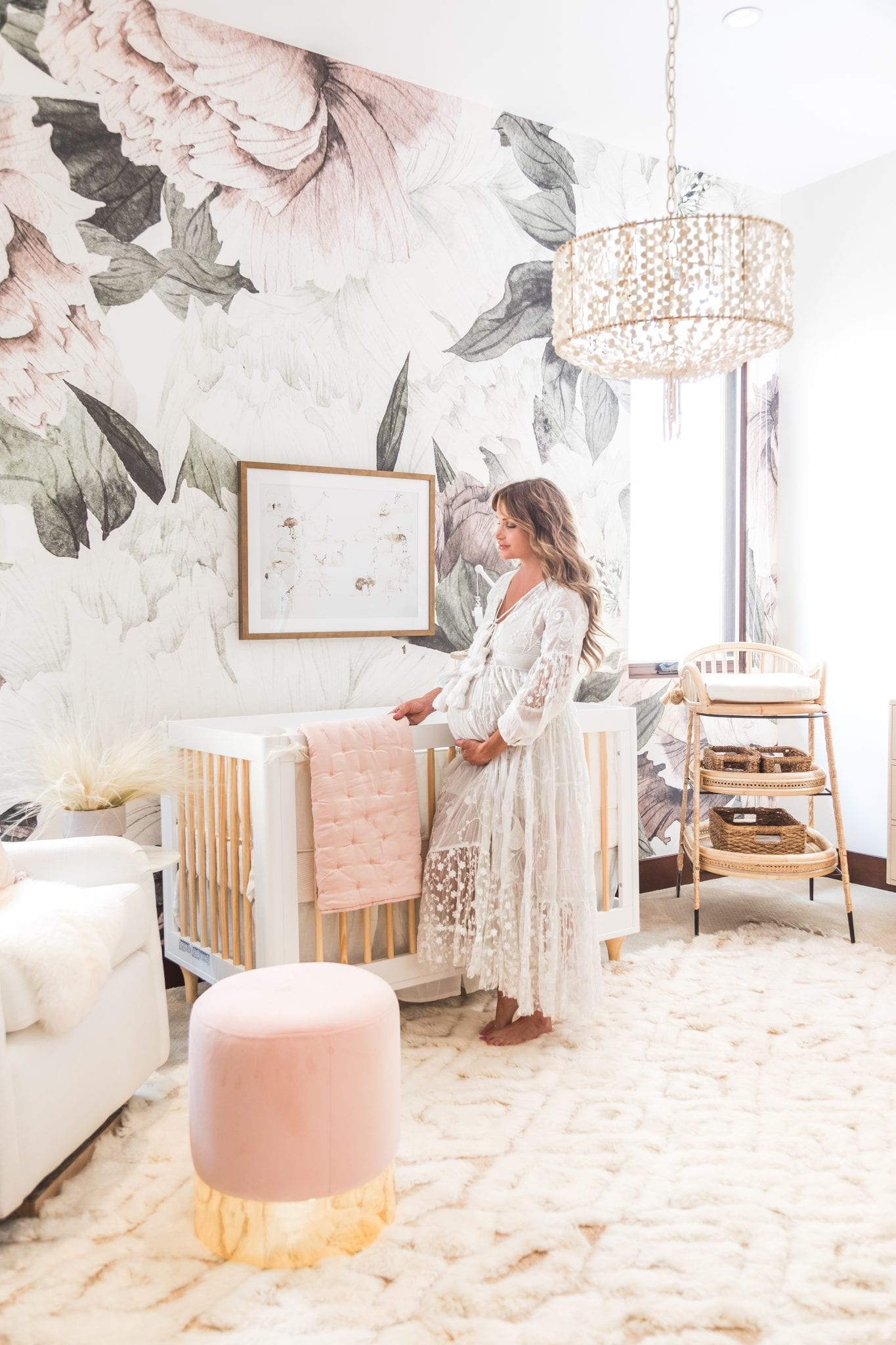 Danielle K White - Nursery Interior