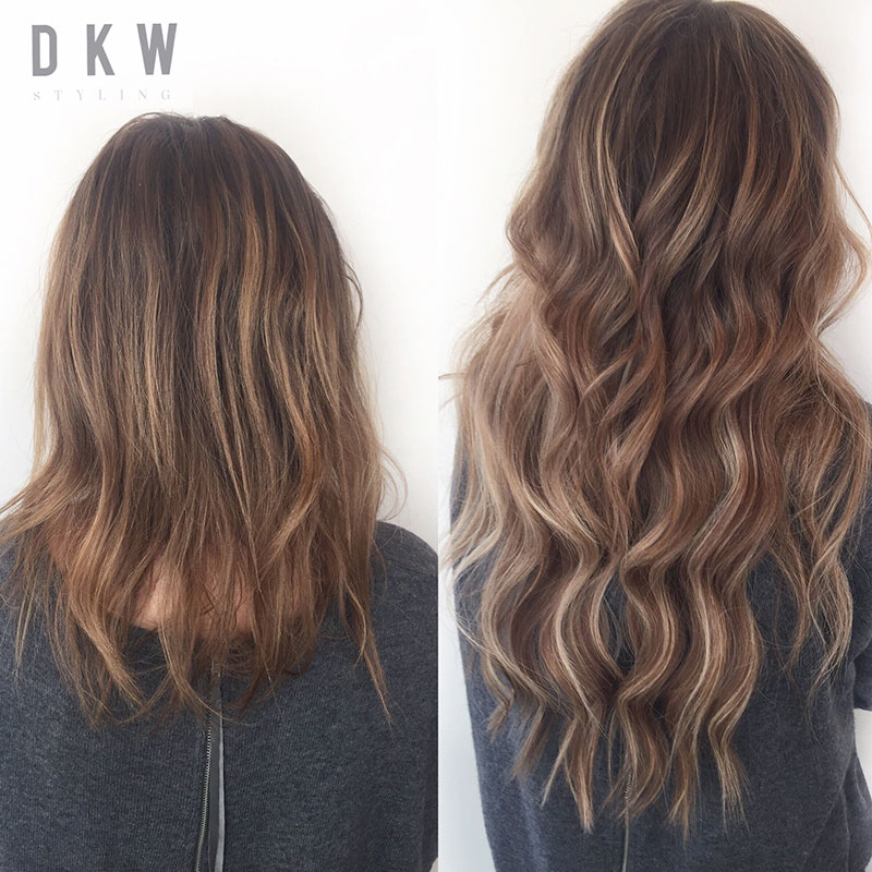 Salons Offering Natural Beaded Rows Hair Extensions Dkw Styling